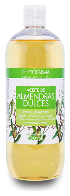 PHYTOFARMA Almond Oil 500 ml Image