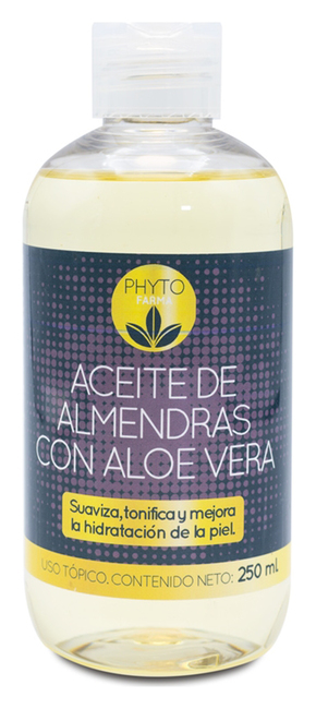 PHYTOFARMA Almond Oil + Aloe Vera 250 ml Image