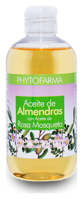 PHYTOFARMA Almond Oil + Rosehip 250 ml Image