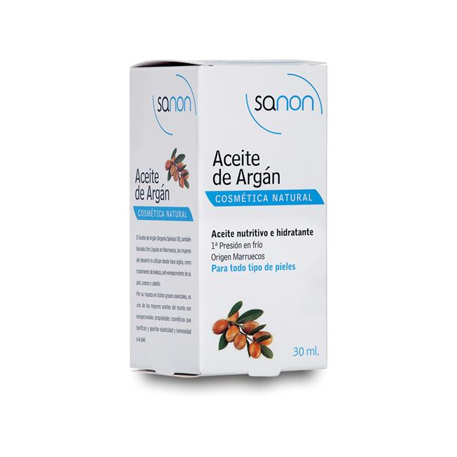 SANON Argan Oil 30 ml Image