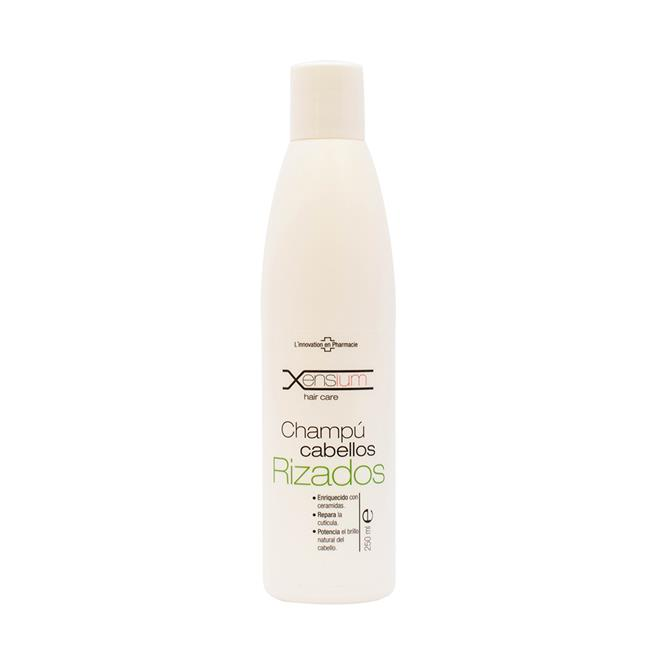 XENSIUM Shampoo for curly hair 250 ml Image