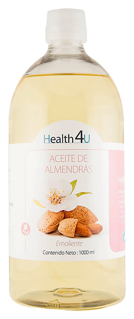 H4U Sweet Almond Oil 1000 ml Image
