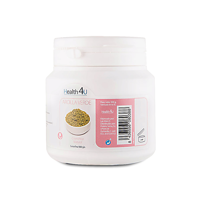 H4U Extra fine Green Clay 500 g Image